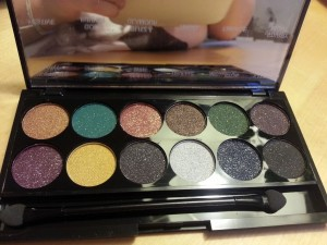 Sleek Palette - I Divine Sparkle 2