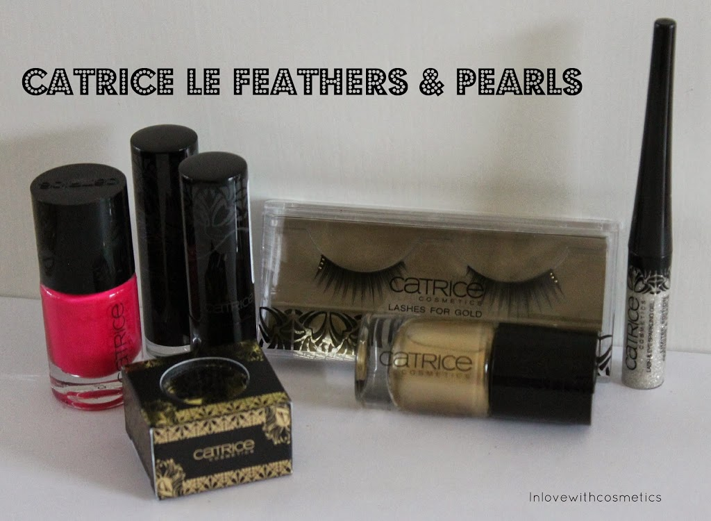 Catrice LE Feathers and Pearls