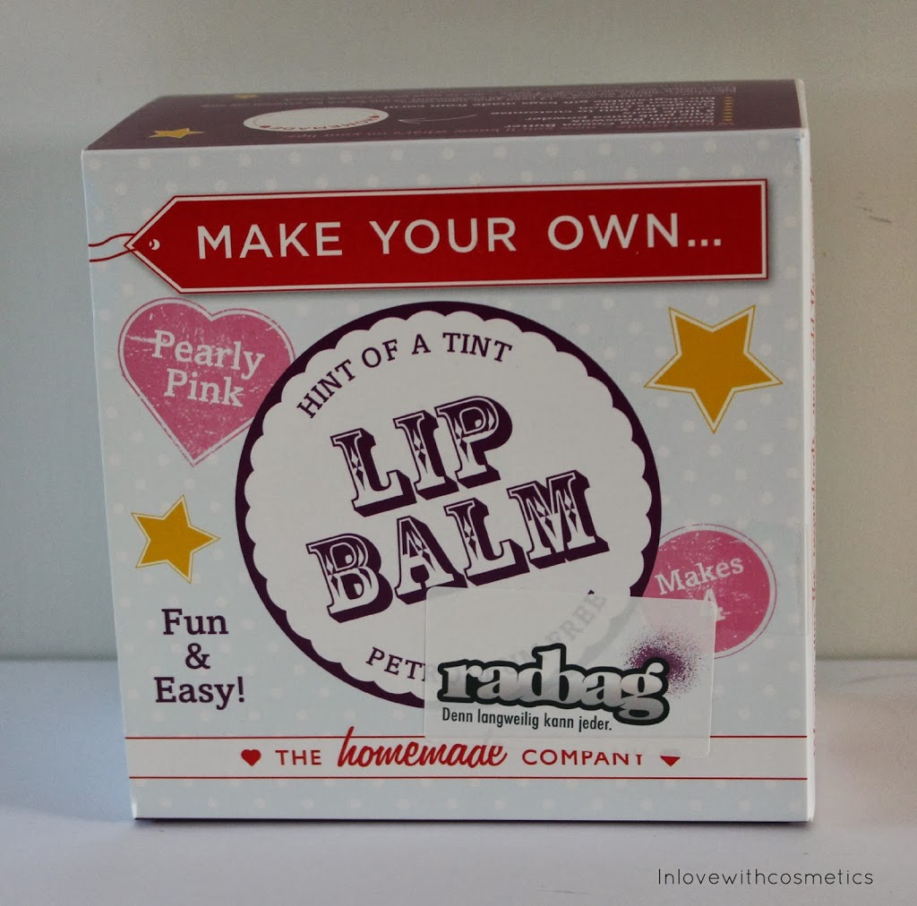 Make your own Lipbalm