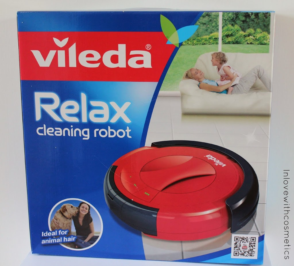 Vileda Relax - Cleaning Robot