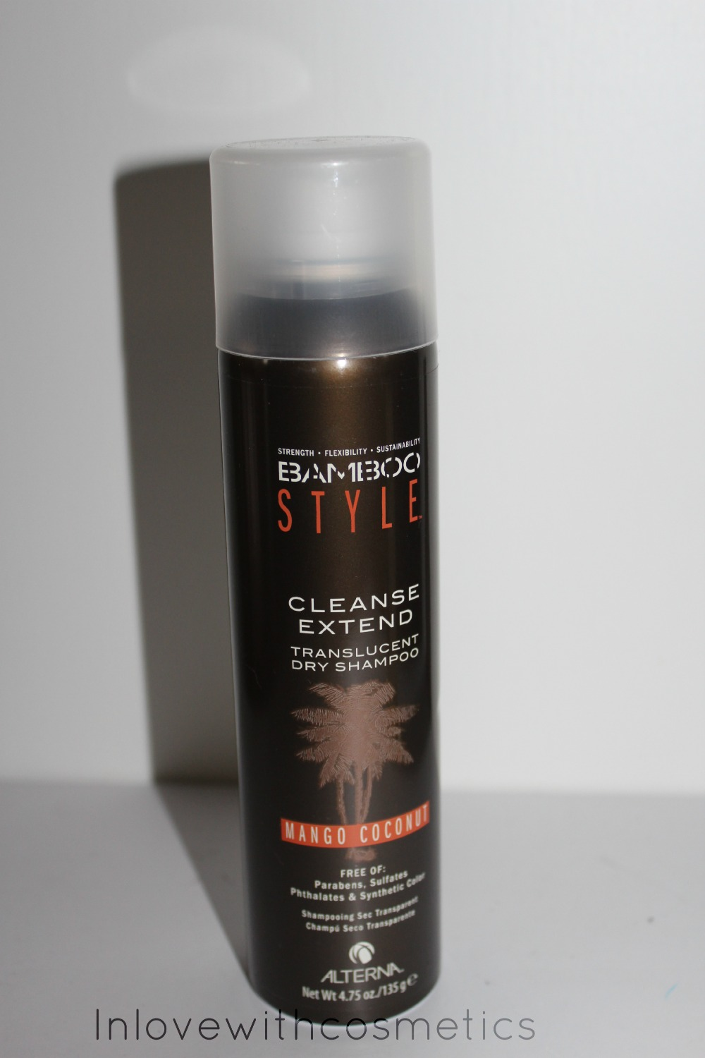 Alterna_Bamboo Style Cleanse Extend Dry Shampoo