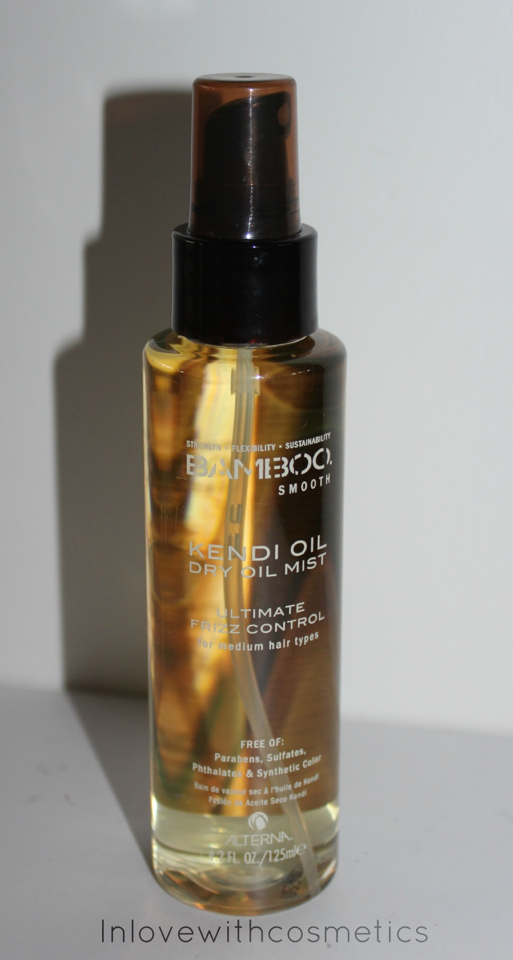 Alterna_Bamboo Smooth Kendi Oil
