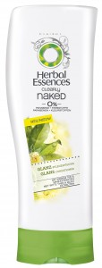 Herbal Essences Clearly_Naked_Glanz_Pflegespuelung