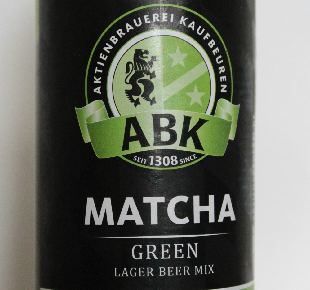 ABK Matcha Green Lager Beer Mix