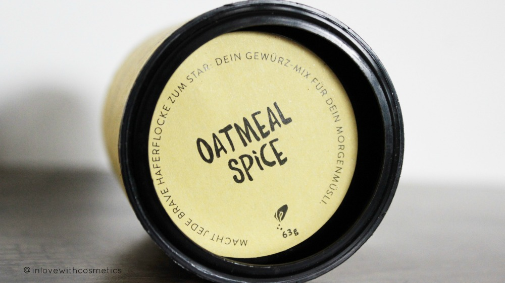 Just Spices Oat Meal Spice