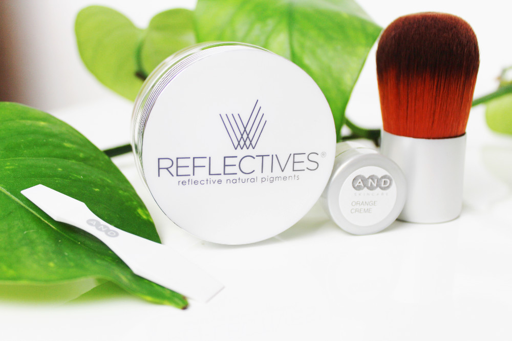 reflectives mineral puder