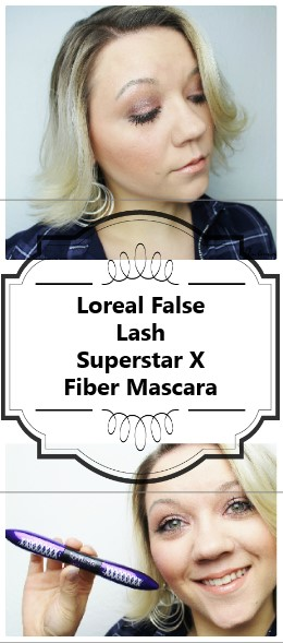 loreal False Lash Superstar X Fiber Mascara