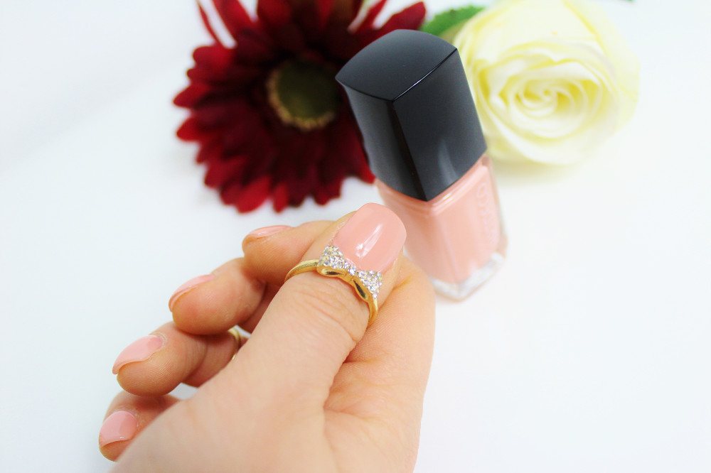 Artdeco - Art Couture Nail Lacquer Peach Cream