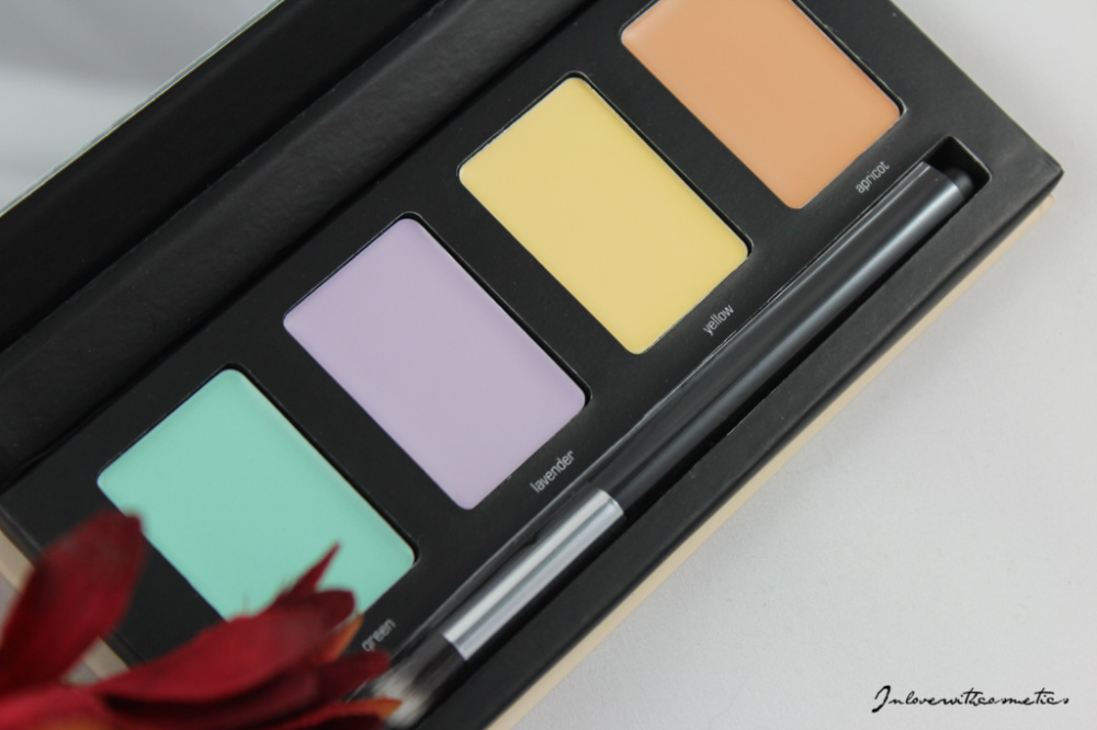 Camouflage Make-up Artdeco Most Wanted Color Correcting Palette Farben