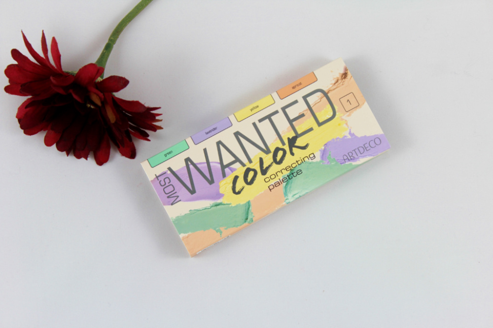 Camouflage Make-up Artdeco Most Wanted Color Correcting Palette