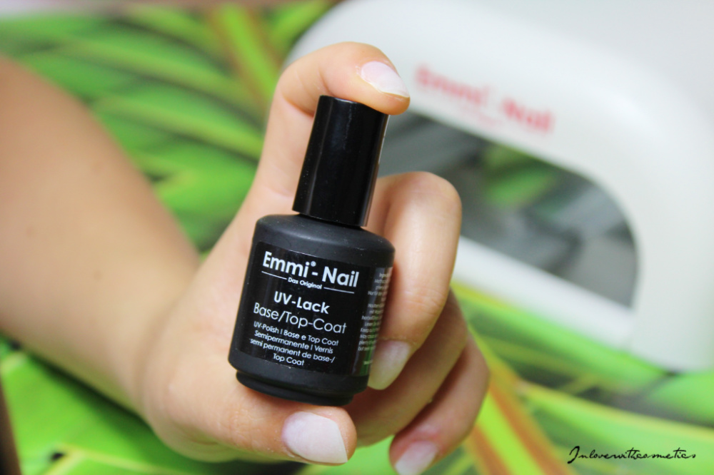 UV Nagellack Emmi Nail Top Coat