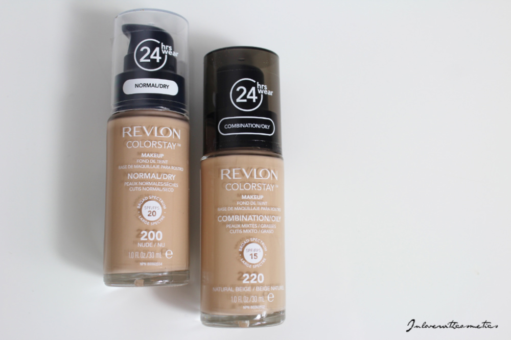 Revlon Rossmann Revlon Color Stay Makeup