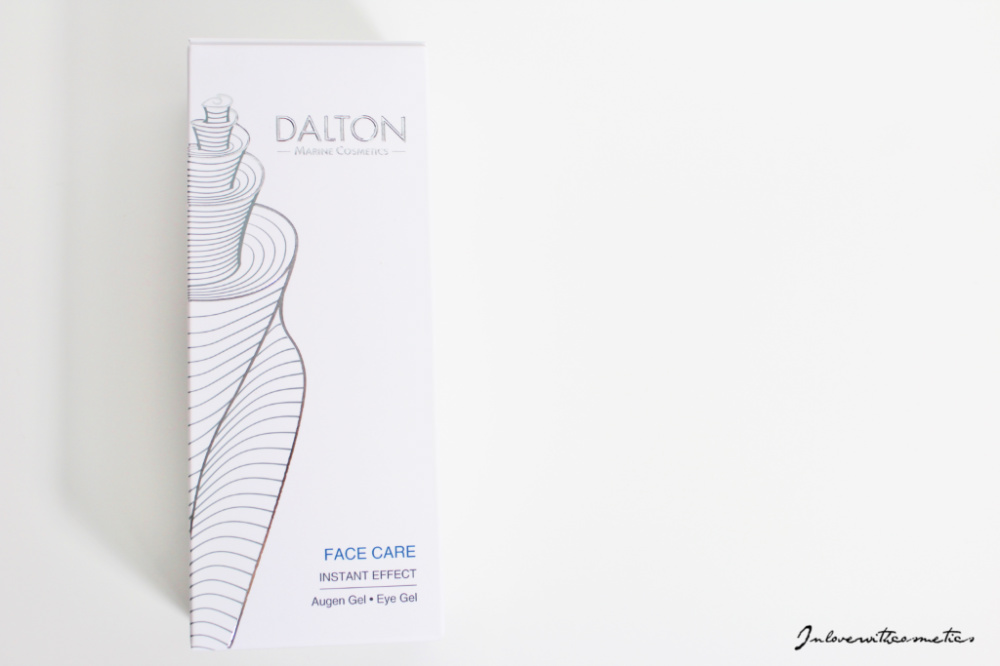 Dalton Face Care Instant Effect Augen Gel